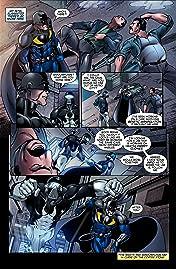 Shadowflame/The Wraith #1