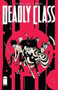 Deadly Class #6