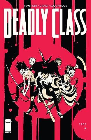 Deadly Class No.6