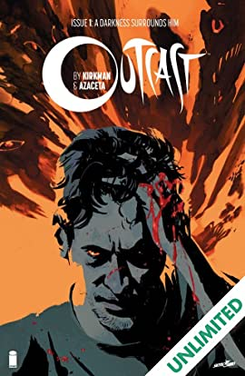 Outcast by Kirkman & Azaceta #1