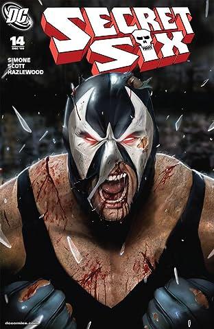 Secret Six (2008-2011) #14