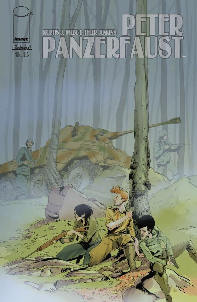 Peter Panzerfaust #19