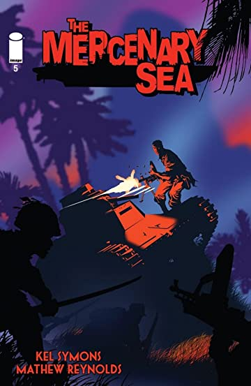 The Mercenary Sea #5