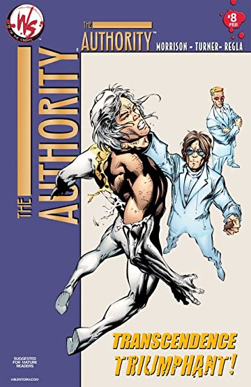 The Authority (2003-2004) #8