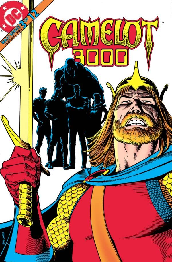 Camelot 3000 #3 (of 12)