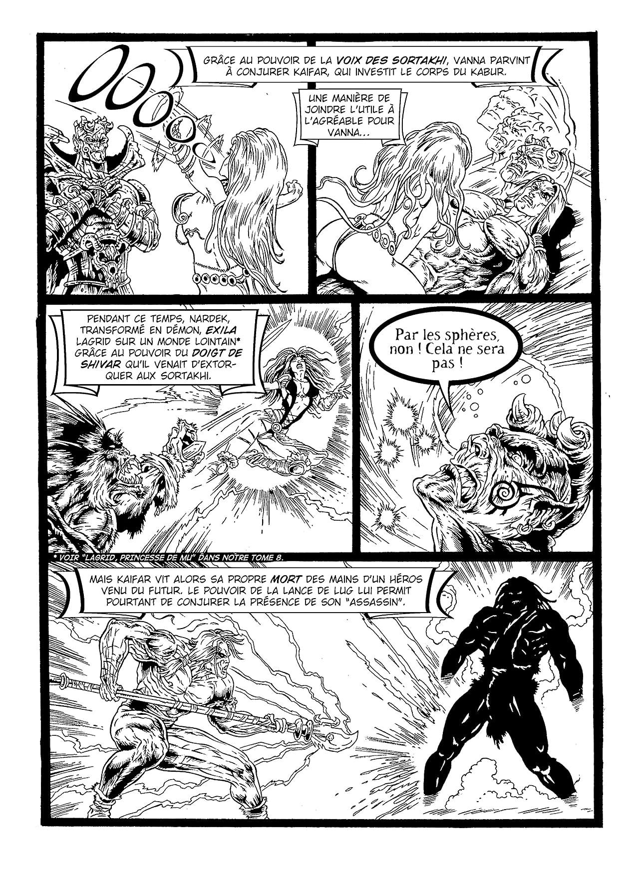 KABUR Vol. 7: Kabur contre Zembla