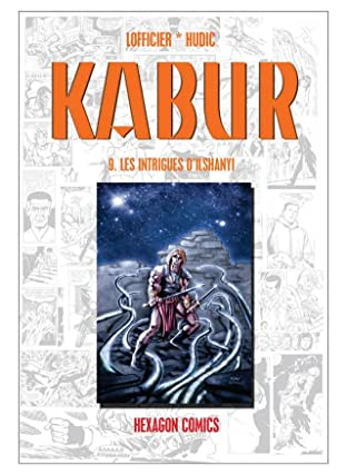 KABUR Vol. 9: Les Intrigues d'Ilshanyi