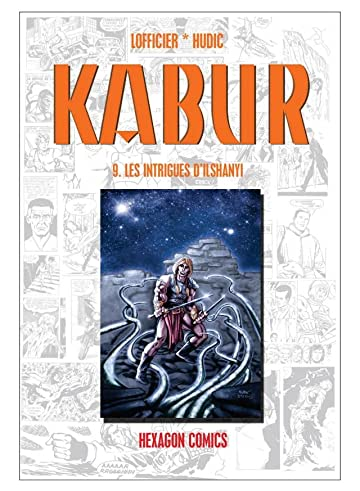 KABUR Vol. 9: Les Intrigues d'Ilshanyi