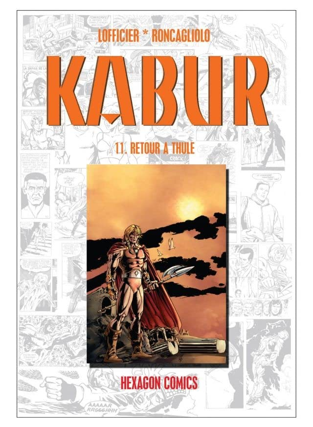 KABUR Vol. 11: Retour à Thulé