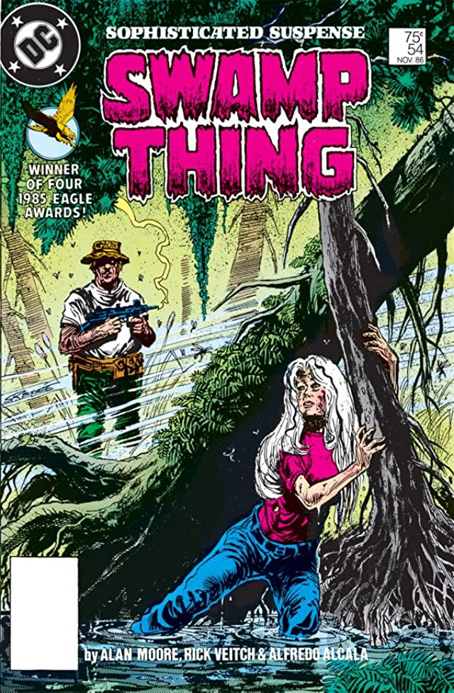 Swamp Thing (1982-1996) #54