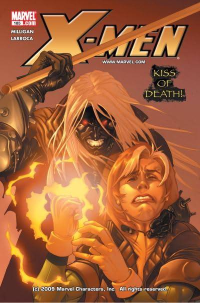 X-Men (2004-2007) #185