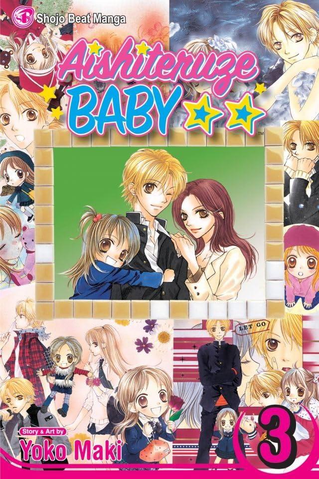 Aishiteruze Baby ★★ Vol. 3
