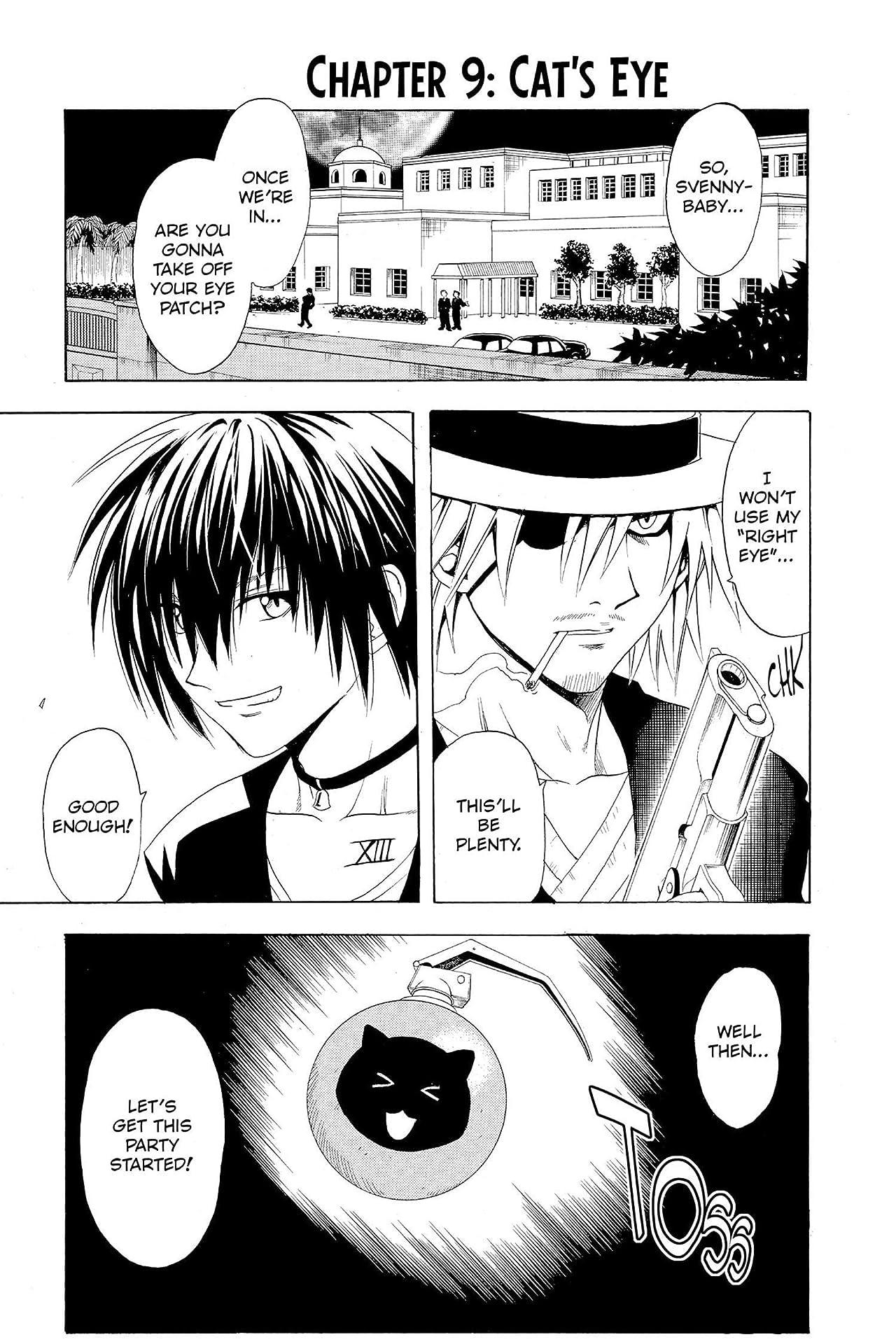 Black Cat Vol. 2