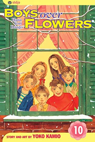 Boys Over Flowers Vol. 10