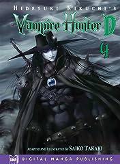 Hideyuki Kikuchi's Vampire Hunter D Vol. 4: Preview