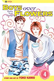 Boys Over Flowers Vol. 4