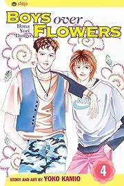Boys Over Flowers Vol. 4