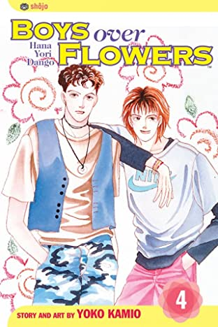 Boys Over Flowers Tome 4