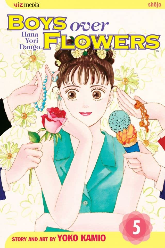 Boys Over Flowers Vol. 5