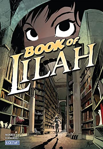 Book of Lilah: Preview