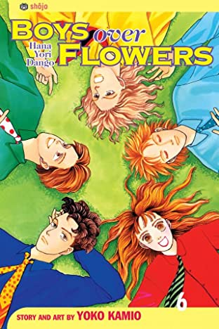 Boys Over Flowers Vol. 6