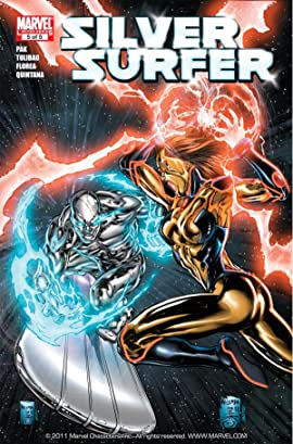 Silver Surfer (2011) #5 (of 5)