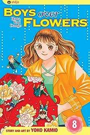 Boys Over Flowers Vol. 8
