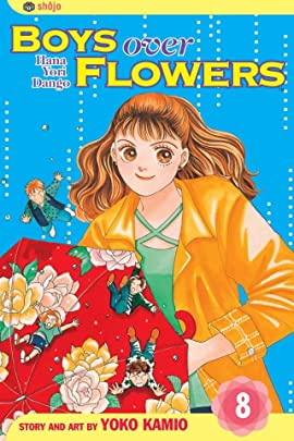 Boys Over Flowers Vol. 8
