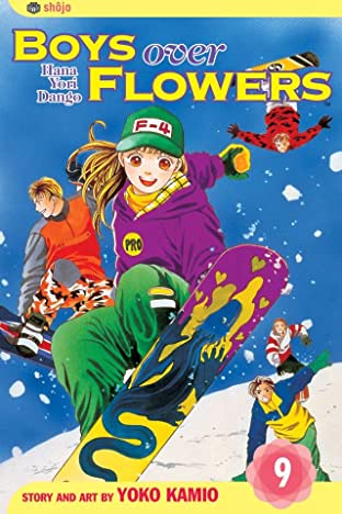 Boys Over Flowers Tome 9