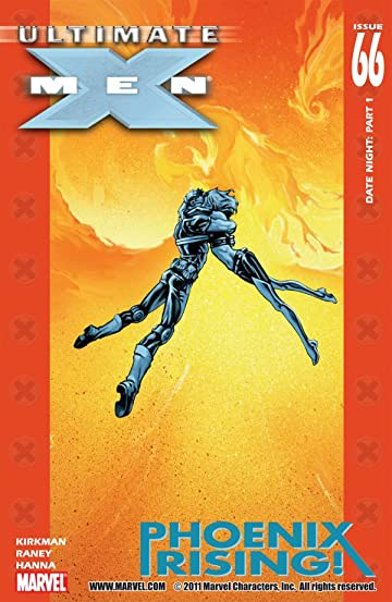 Ultimate X-Men #66