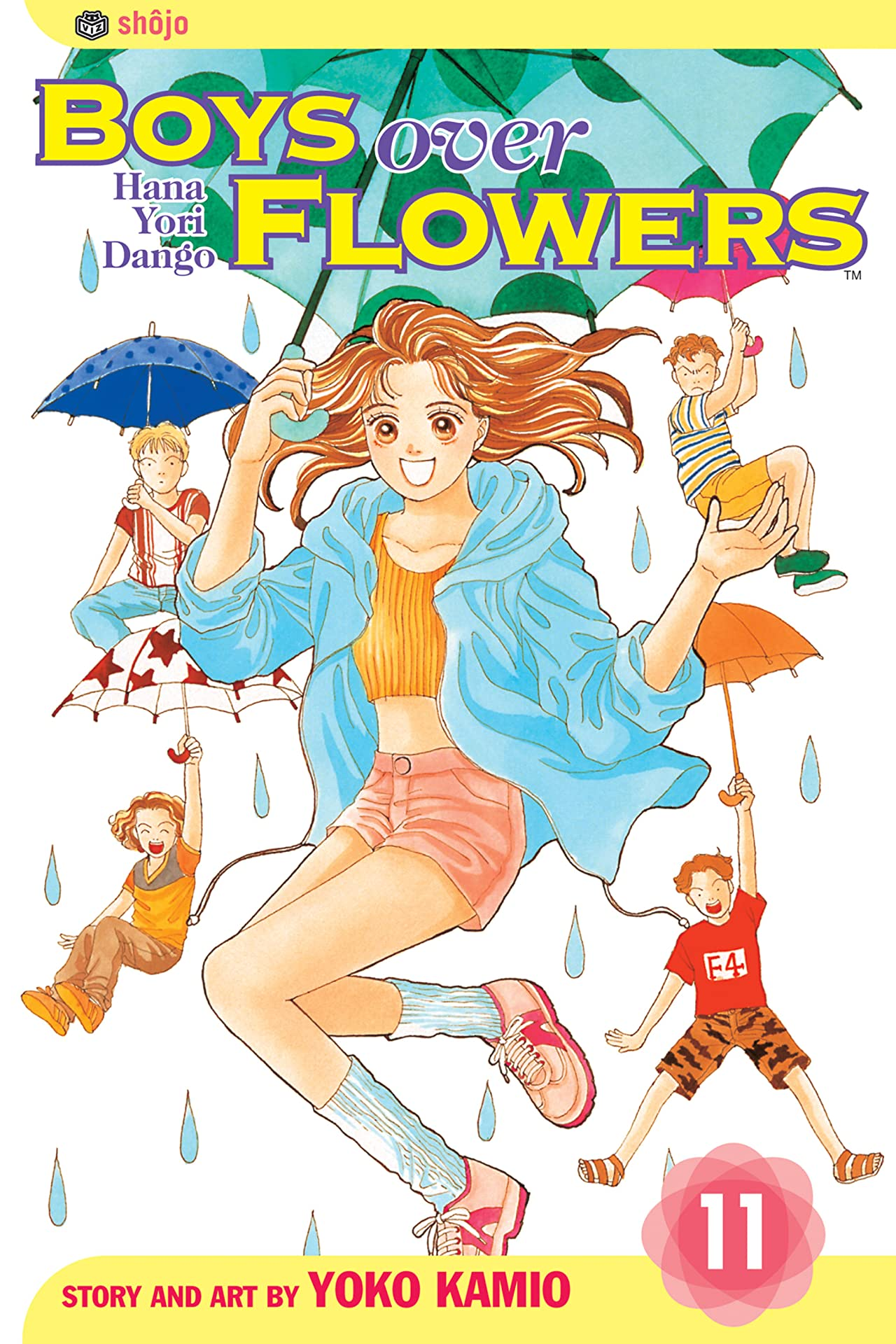 Boys Over Flowers Vol. 11