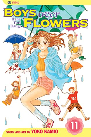 Boys Over Flowers Tome 11
