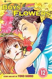Boys Over Flowers Vol. 12