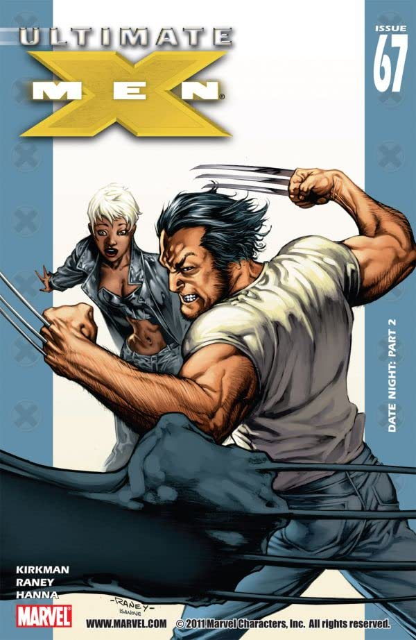Ultimate X-Men #67