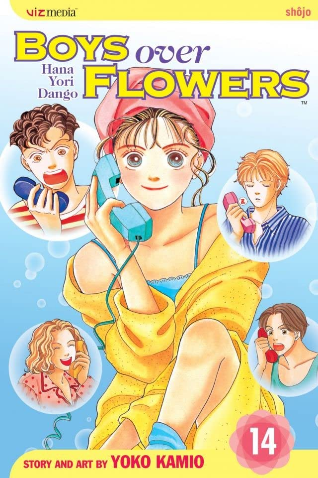 Boys Over Flowers Vol. 14