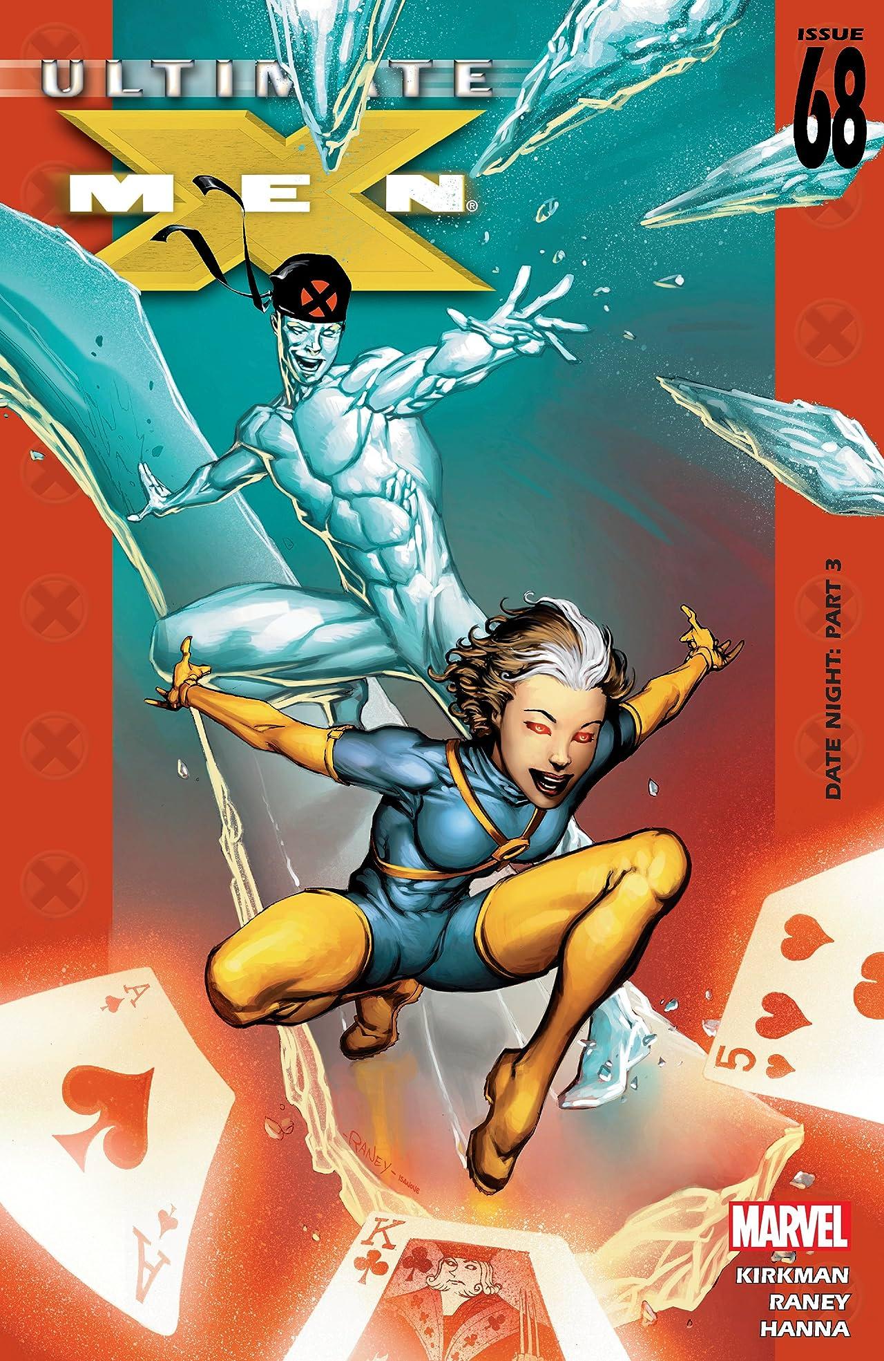 Ultimate X-Men #68