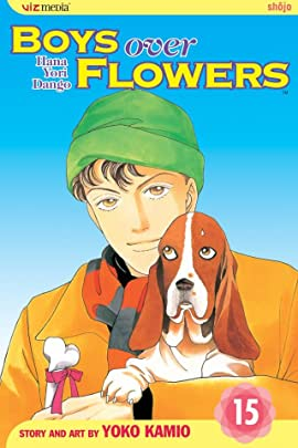 Boys Over Flowers Vol. 15