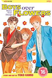 Boys Over Flowers Vol. 16