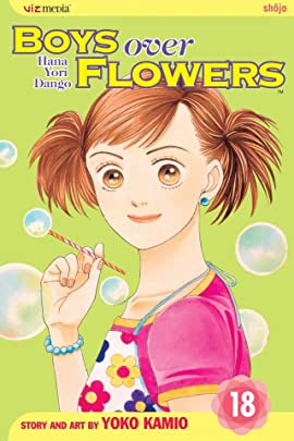 Boys Over Flowers Vol. 18