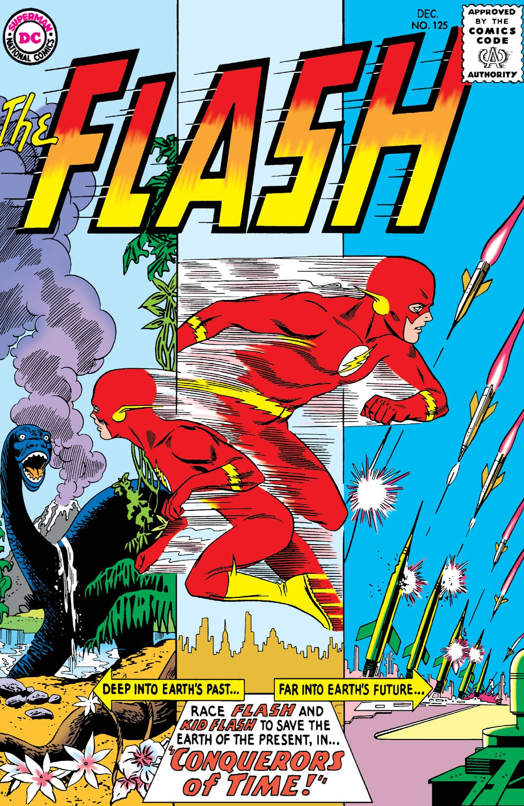 The Flash (1959-1985) #125