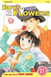 Boys Over Flowers Vol. 21