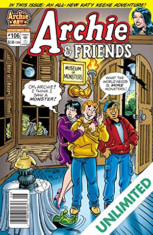 Archie & Friends #106