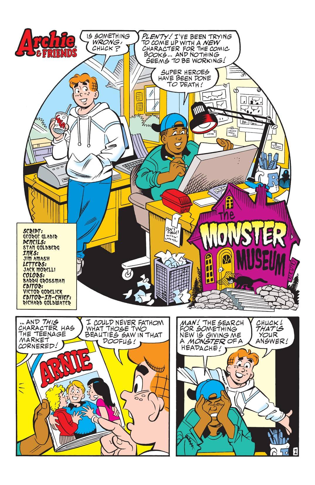 Archie & Friends #106