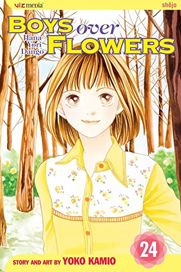 Boys Over Flowers Vol. 24