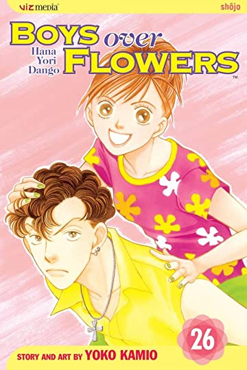Boys Over Flowers Vol. 26