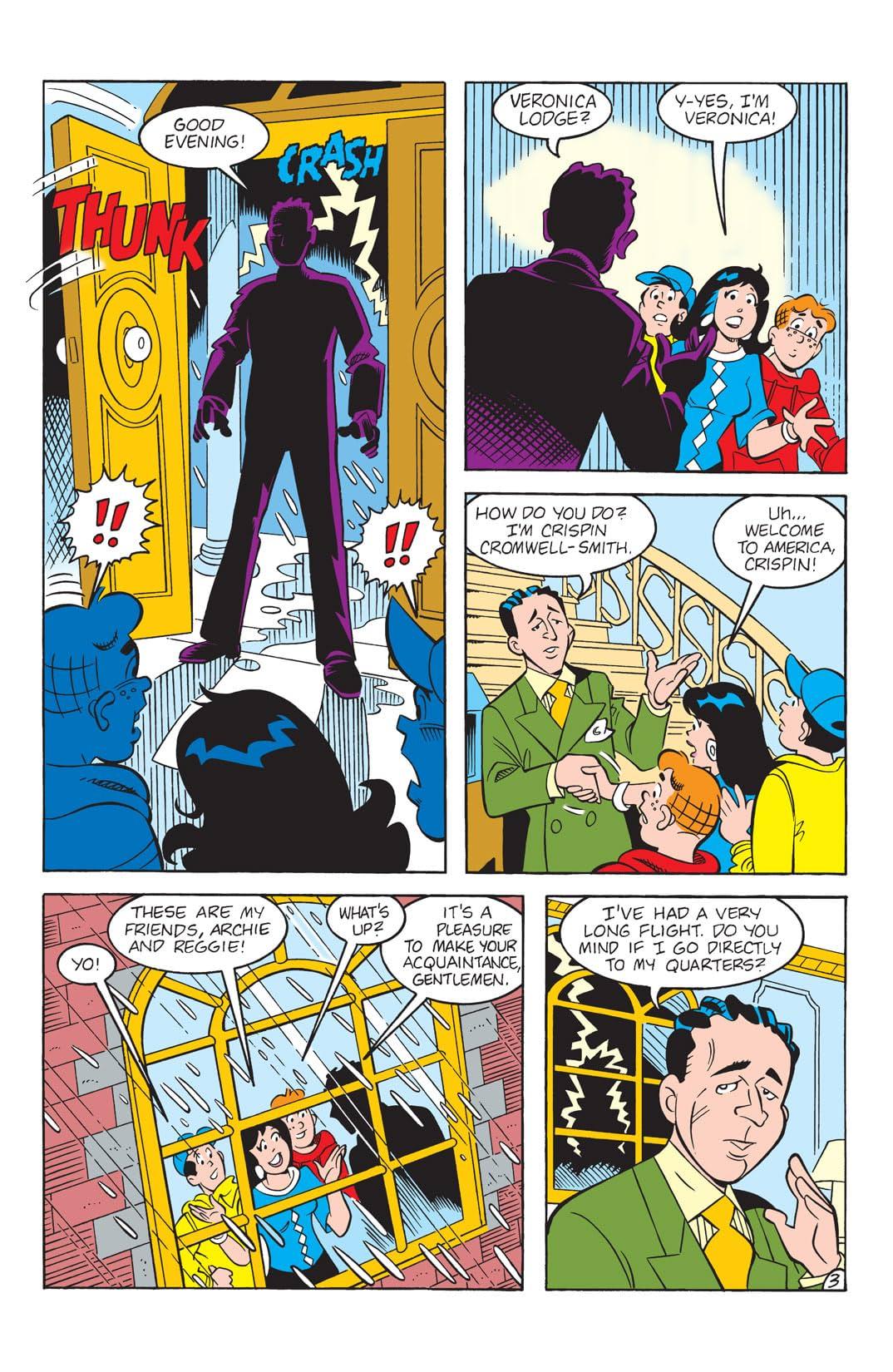 Archie & Friends #108
