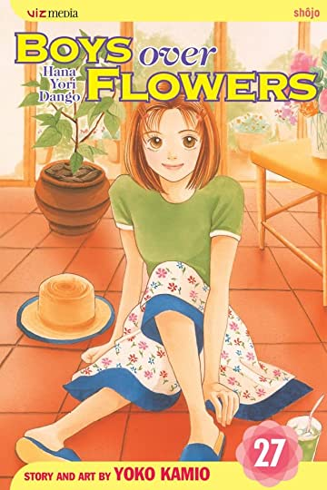 Boys Over Flowers Vol. 27