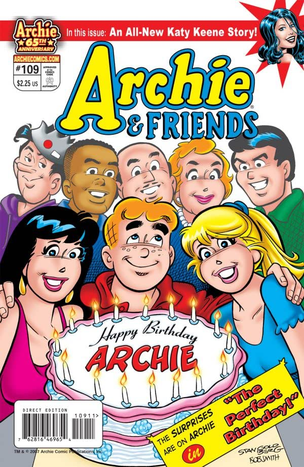 Archie & Friends #109