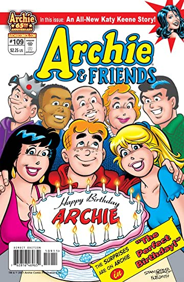 Archie & Friends #109
