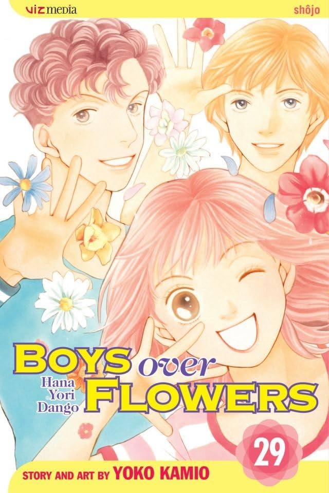 Boys Over Flowers Vol. 29